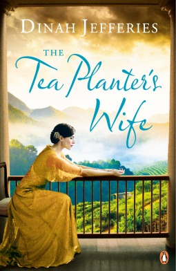 Book cover The Tea Planter's Wife