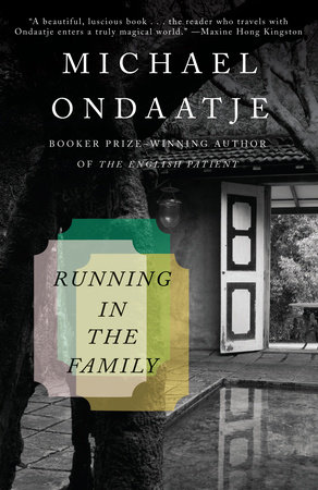 Book cover Running in the Family
