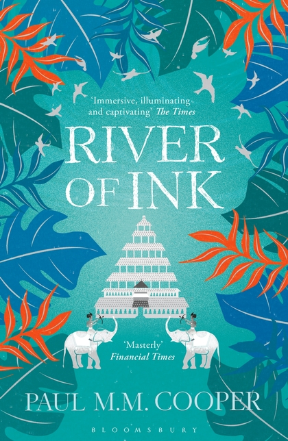 Book cover River of Ink